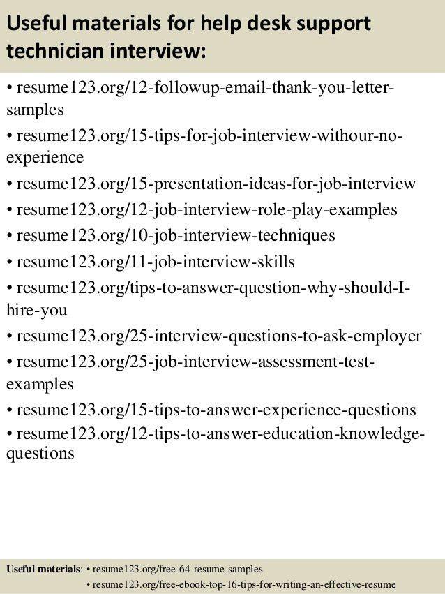 Help Desk Coordinator Resume Top 8 Help Desk Coordinator Resume - help desk technician resume