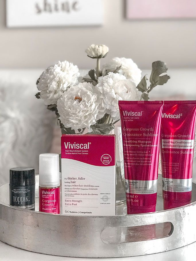 Gaining Hair Confidence with Viviscal