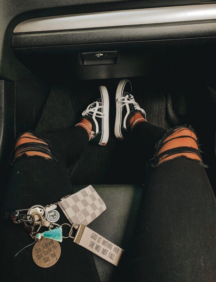 Vsco Keys Black Vans Girl Cute Vibes Photography