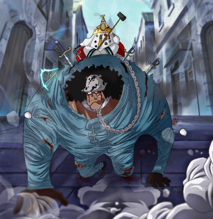 one piece 908 kuma