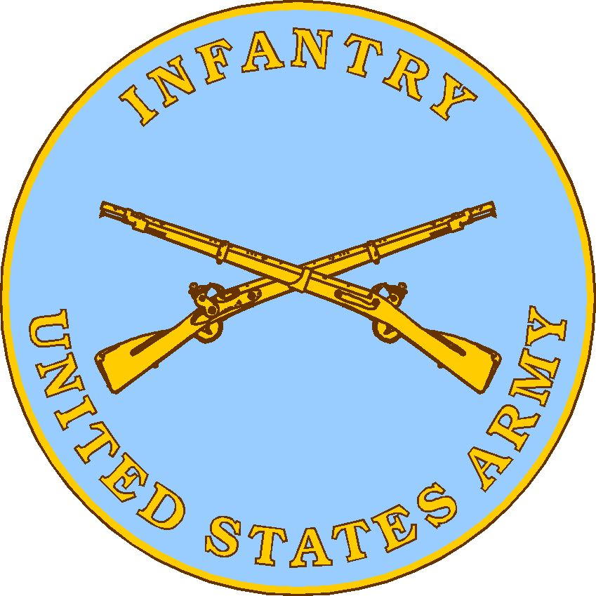 US Army 1st First Army QM Quartermaster Branch SSI patch
