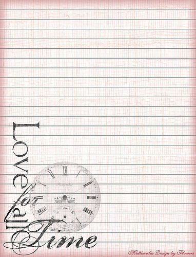 lined letter writing paper hitecauto - free printable lined stationary