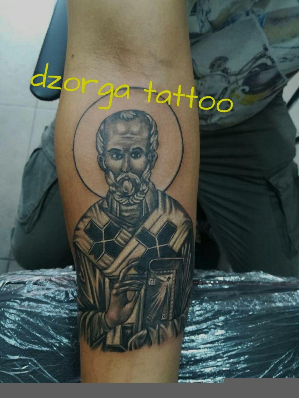 Tetovaze Tattoo Doboj Ortodox Svnikola Pravoslavlje