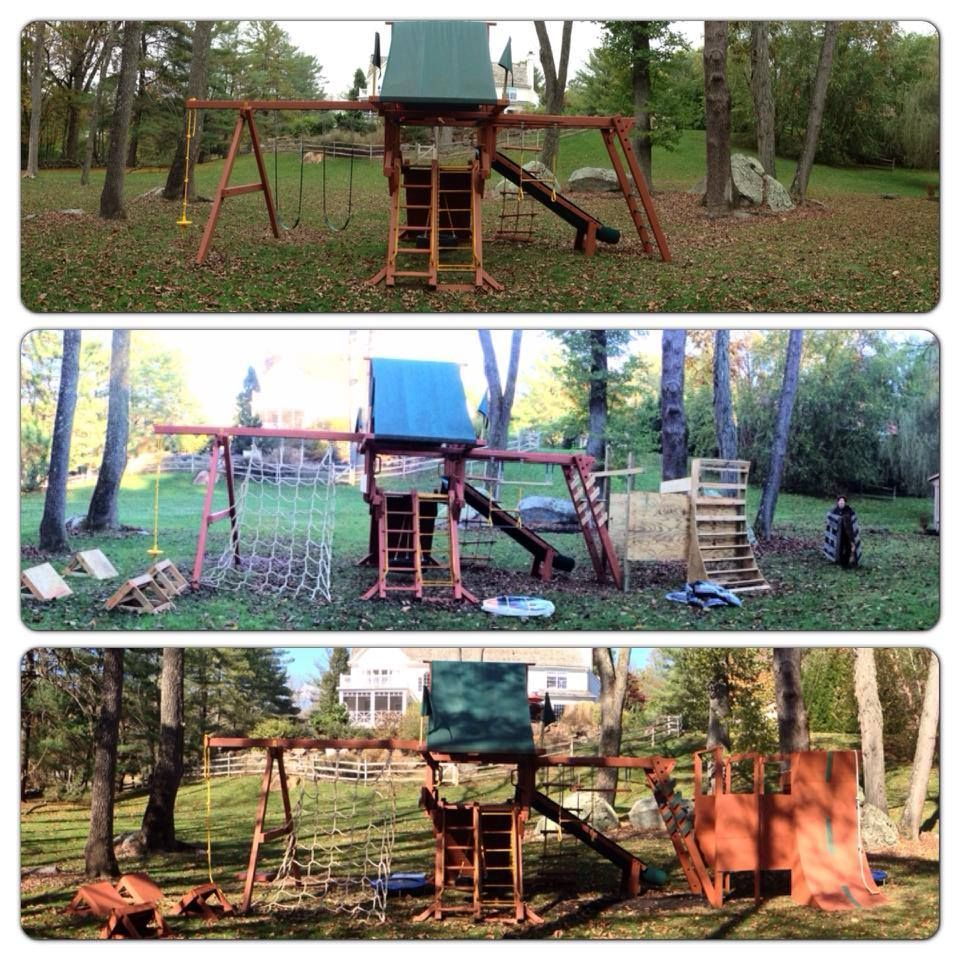 1000+ Images About Backyard Obstacle Course On Pinterest