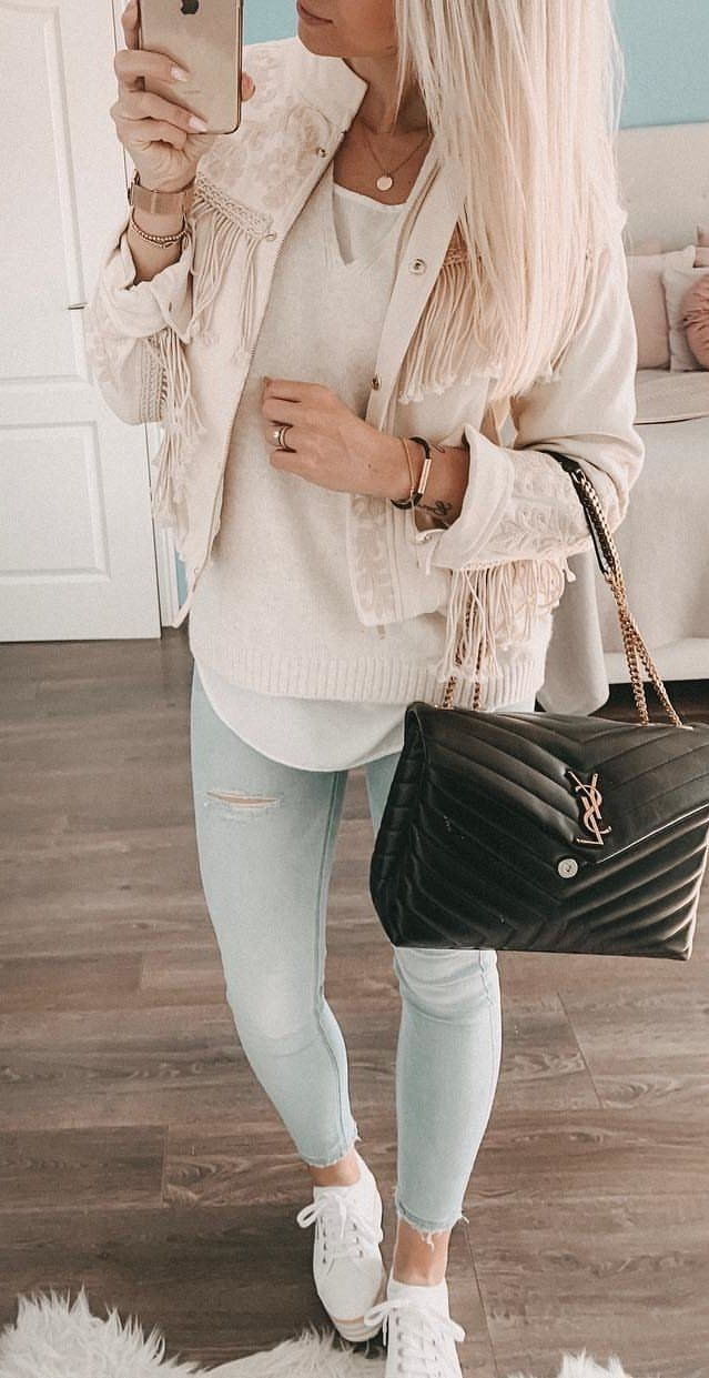 gray cardigan #summer #outfits