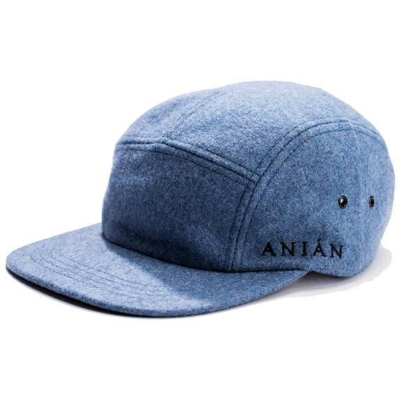 ANIAN MFG | Sky Blue Recycled Wool Hat – Anian MFG