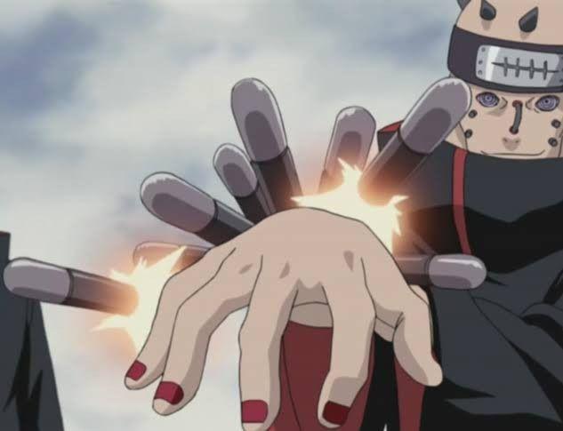 Rinnegan powers