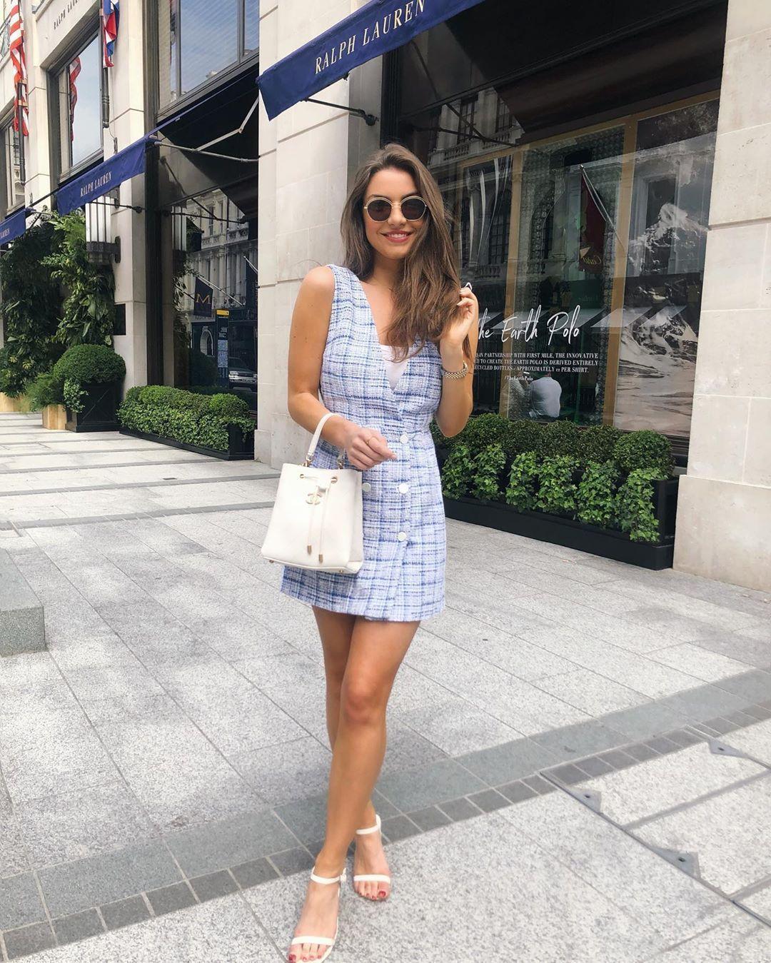 Dress, $35 at Zara – Wheretoget