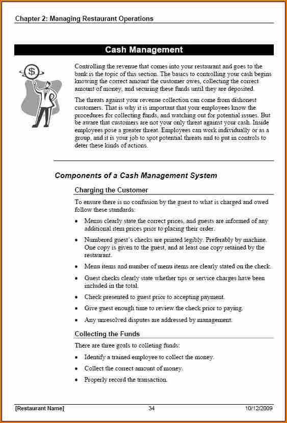 Job Manual Template Training Manual Template 7 Free Pdf Word - staff manual template