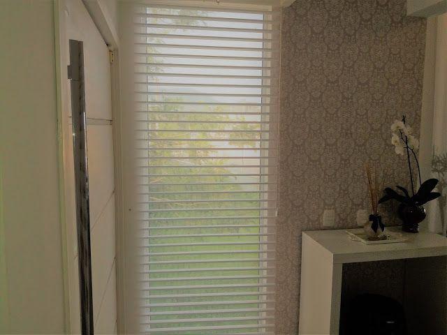 Construindo Minha Casa Clean: Tour pelo Hall de entrada - Ideias para decoração + cortina nova!