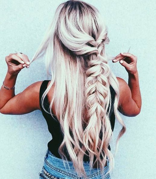 "Braid goals with <a class=""pintag"" href=""/explore/habithandtiedextensions/"" title=""#habithandtiedextensions explore Pinterest"">#habithandtiedextensions</a> by @jensenwessendorff_hair<p><a href=""http://www.homeinteriordesign.org/2018/02/short-guide-to-interior-decoration.html"">Short guide to interior decoration</a></p>"