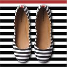 Black White Stripes