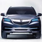Acura MDX Prototype 2013   Энциклопедия концептуальных автомобилей