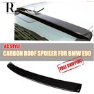 112.87US $ 17 OFF E90 Carbon Fiber Rear Roof Window Wing Spoiler for BMW E90 316 318 320 325 330 335 2005   2011 AC Style spoiler for bmw wing spoilere90 carbon fiber   AliExpress