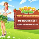 🍁COUNT DOWN TO VERO FARM STAKING