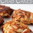 Homemade Crab Cakes