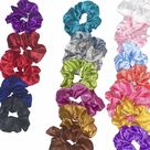 Afro Print Bonnet With Drawstring Curly Hair Starter Gift Box