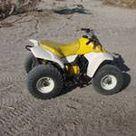 San Diego ATV Rentals-Suzuki 80 Four Wheelers for Rent-California ATV Tours Ocotillo , CA   Rent It Today