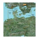 Garmin HXEU710 Denmark Skagerrak and Kattegat BlueChart g2 microSD/SD Card