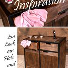 Look aus Holz & Metall