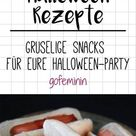 Halloween-Snacks: 5 x Fingerfood für eure Grusel-Party