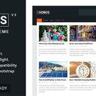 Chorus — Blog and  Magazine Ghost Theme   Stylelib