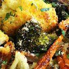 Garlic Roasted Broccoli