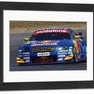 Framed Photo. DTM Championship