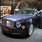 Royal wedding displays the best British cars like Rolls Royce, Bentleys