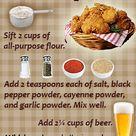 Batter Recipe