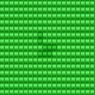 Green Red Holiday Seed Bead Loom Bracelet Pattern