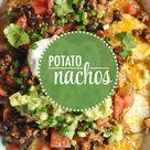 Potato Nachos
