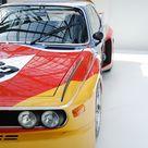 1975 BMW 3.0 CSL Alexander Calder