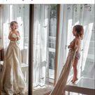 Wedding dress for daughter