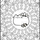 Coloring Book Pusheen 76