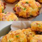 Keto Ham and Jalapeno Bites
