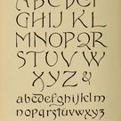 Alphabets old and new, for the use of craftsmen : Day, Lewis Foreman, 1845-1910 : Free Download, Borrow, and Streaming : Internet Archive
