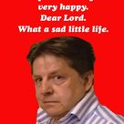 Come Dine With Me | Birthday Card | Greetings Card | Bad Loser