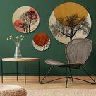 Wanddecoratie Cirkels Kopen - Goedkope Wanddecoratie Online | Wall-art