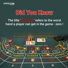 Baccarat game - Some Unknown Facts Revealed