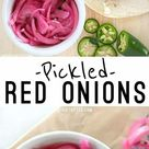 How to Make Quick Pickled Red Onions - Budget Bytes