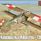 Squadron Encore Models 72103 1/72 Kosciuszko Albatros 'Cooper - EC72103