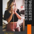 TROPIC Mobile Lightroom Presets lightroom original presets download