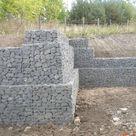 Gabion Retaining Wall Construction