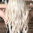 Blonde Waves For Days
