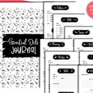 Essential Oils Journal essential oil recipes yl welcome   Etsy