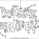 Kleurplaten Kerst - Creatief en Simpel