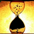 I've always wanted an hourglass tattoo; this one is perfect