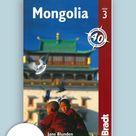 Mongolia  af Jane Blunden