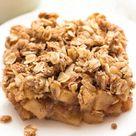 Healthy Chai Spice Apple Crumble